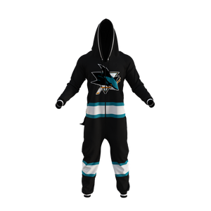 San Jose Sharks NHL Onesie