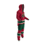 Minnesota Wild NHL Onesie - 290 degree angle side view