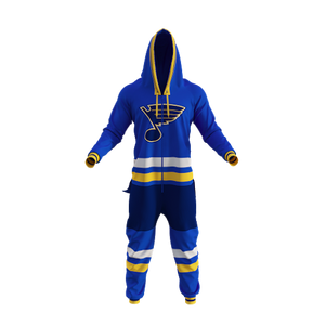 St Louis Blues NHL Onesie