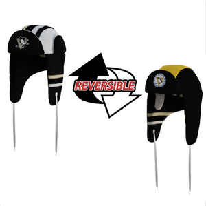 Pittsburgh Penguins NHL Reversible Trapper