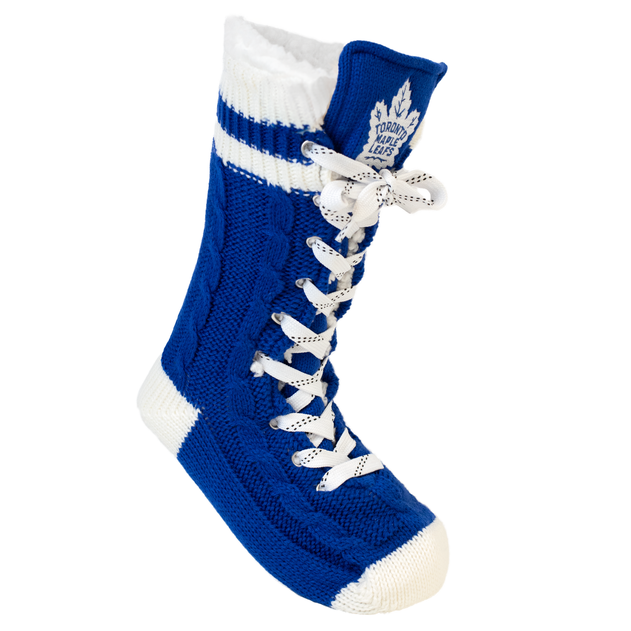 2a5baa3939416 Toronto Maple Leafs NHL Slipper Skates. Image 1. Loading zoom. Image 1.  Image 2. See 1 more picture