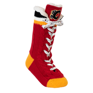 Calgary Flames NHL Slipper Skates