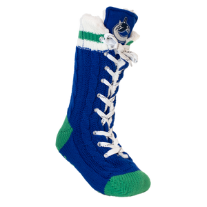 Vancouver Canucks NHL Slipper Skates