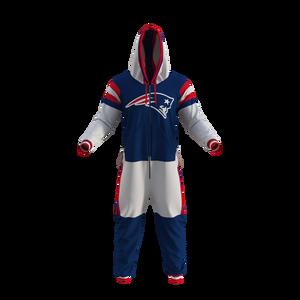 New England Patriots NFL Onesie