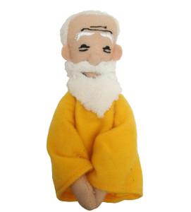 Lau-Tsu Finger Puppet