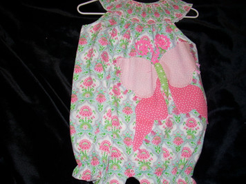 Summer Butterfly Bauble 12-18 mo