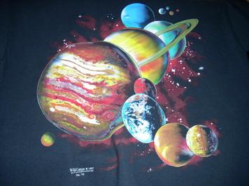 Children's Planet T Shirt