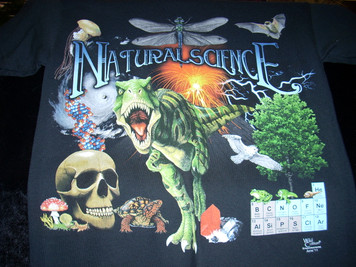 Youth Natural Science T Shirt