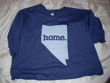 Adult Men's Home Nevada Navy Blue Medium
