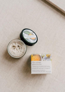 The Cottage Green House Orange Blossom & Honey Mask