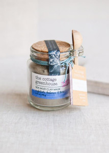 The Cottage Greenhouse Sea Mud Clay Mask