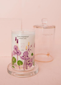 Lollia This Moment Glass Candle