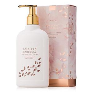 Thymes GoldLeaf Gardenia Perfumed Body Wash