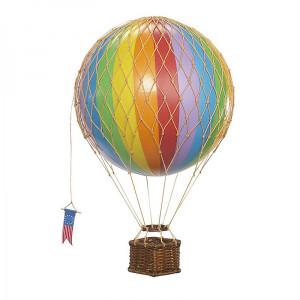 Travels Light Balloon - Rainbow