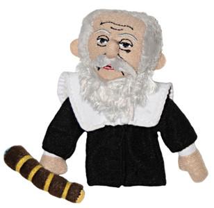 Galileo Galieli Finger Puppet