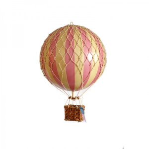 Travels Light Balloon - Pink
