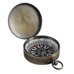 Compass, Small Bronze