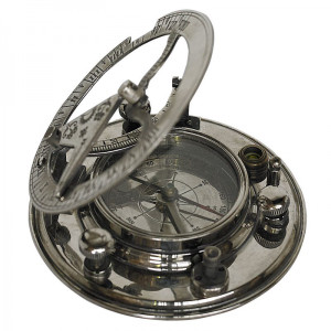 Mariners Compass, Silver