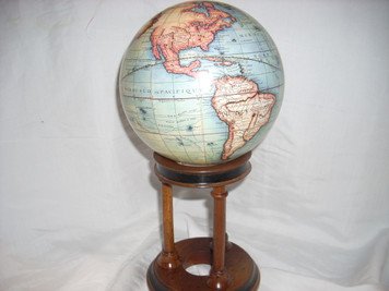 Vaugondy Globe and Stand