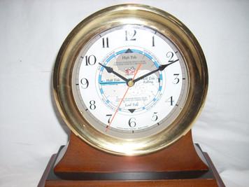 Wooden Clock Base