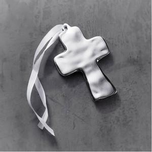 Cross Athens Ornament