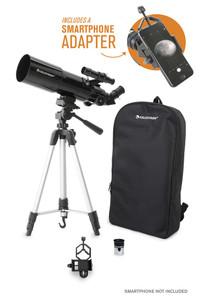 Celestron Travel scope 80 w/ Smart phone Adapter