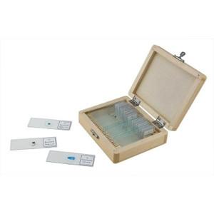 Celestron 25 Piece Prepared Microscope Slide Kit