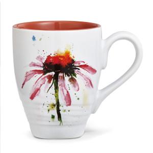 Dean Crouser Echinacea  Flower Mug
