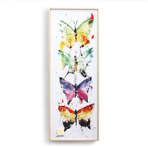 Dean Crouser Four Butterflies Wall Art