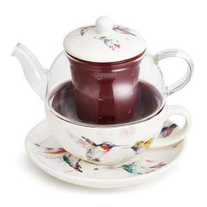 Dean Crouser Hummingbird Teapot