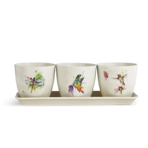 Dean Crouser Nature Planter Set