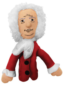 Isaac Newton Finger Puppet