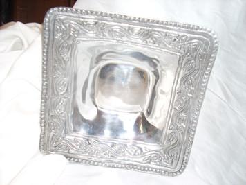Antik Square Plate