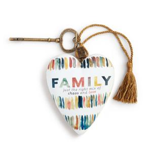 Art Heart Family Chaos