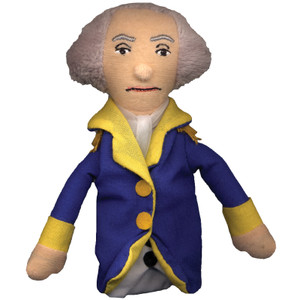 George Washington Finger Puppet