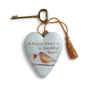 Art Heart Thankful Heart