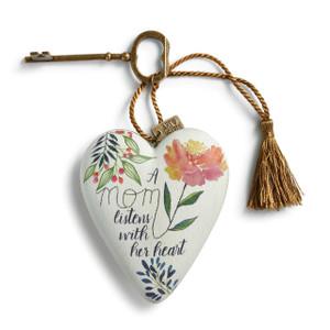 Art Heart A Mom Listens