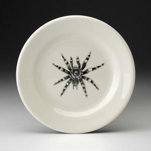 Laura Zindel Tarantula Bread Plate