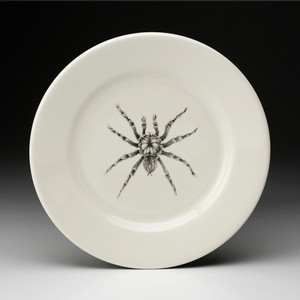 Laura Zindel Tarantula Salad Plate