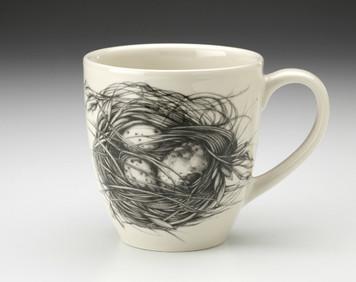 Laura Zindel Quail Nest Mug