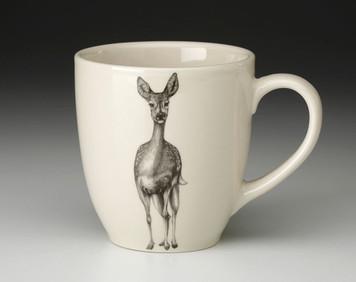Laura Zindel Fallow Doe Mug