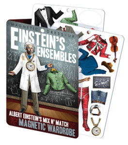 Einstein's Ensembles Magnetic Dress Up Set