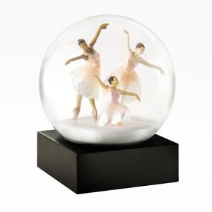 3 Ballerinas Snow Globe