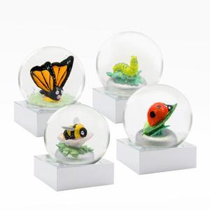 Mini Snow Globe Butterfly