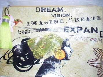 Dream Large Tassel Pouch