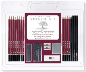 Studio Series 25- Piece Drawing Set