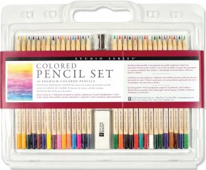 Studio Series Colored Pencil Set