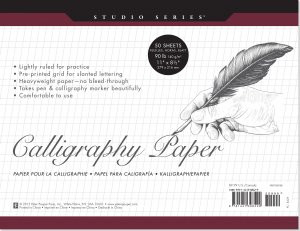Studio Series Calligraphy Paper