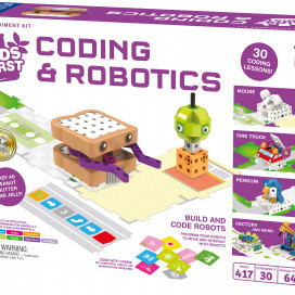 Thames & Kosmos Kids First Coding and Robotics