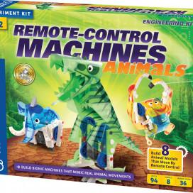 Thames & Kosmos Remote-Control Machines Animals